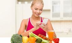 Калькулятор расчета калорий в продуктах питания