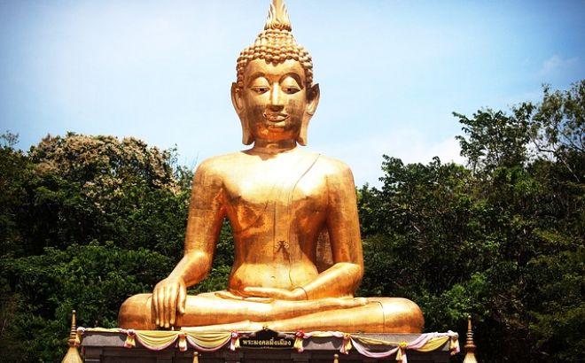 Основные боги буддизма
