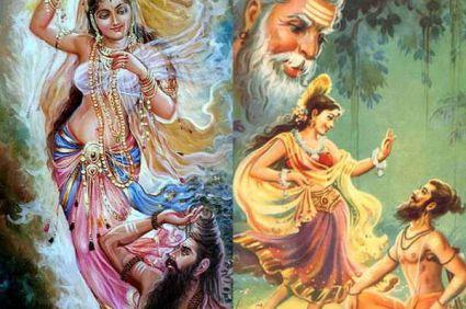 О покаянии или история о Вишвамитре