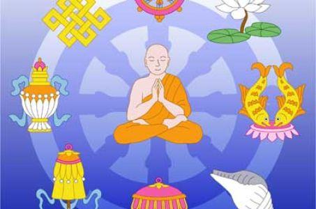 Благие символы Буддизма. Символика буддизма