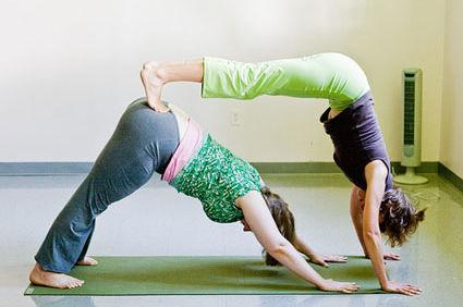 Йога челлендж для гармонизации души и тела
