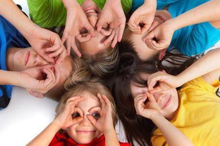Улучшаем зрение ребенка с помощью простой, но эффективной гимнастики
