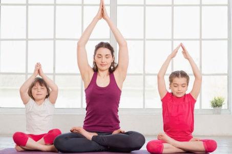 Лечение астмы, аденоидов, бронхита и заикания у детей с помощью дыхательной гимнастики