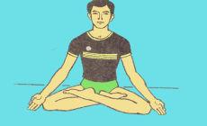 Как правильно научиться сидеть в позе лотоса для начинающих