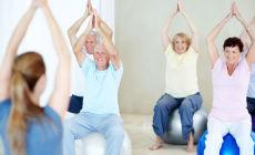 Йога для любого возраста. Упражнения для пожилых людей
