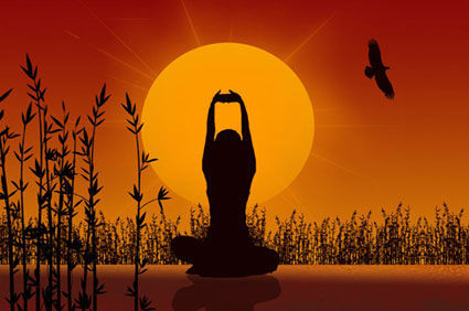 Улучшение здоровья с помощью бикрам-йоги
