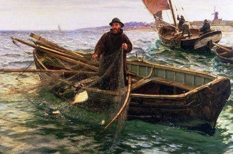 Рыбак и банкир