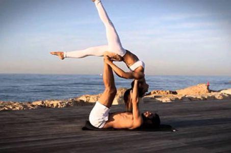 Парная йога: когда два сливаются в одно