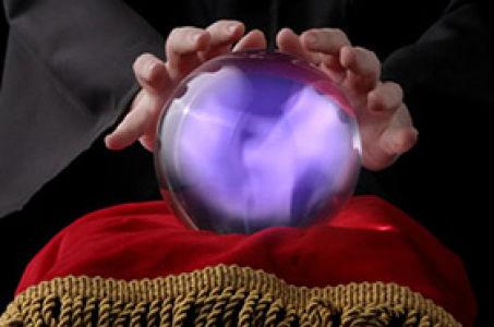 Онлайн гадание на будущее на хрустальном шаре