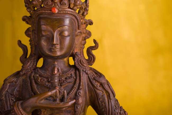 10 заповедей буддизма