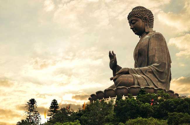 правильное воззрение будды
