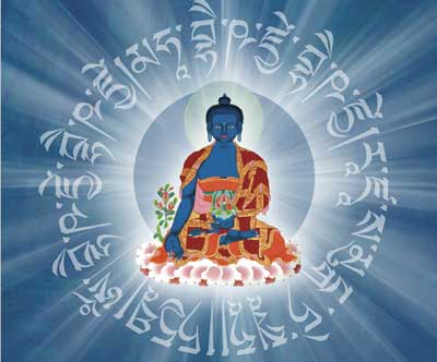 мантра медицины будды
