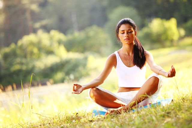 медитация глубокого расслабления и исцеления