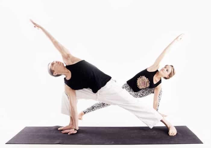 Упражнение йоги шейный отдел позвоночника