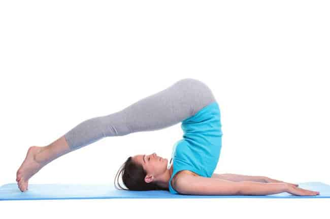 Йога и впалая грудь