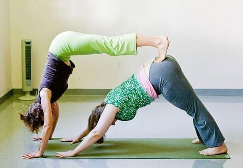 йога челлендж