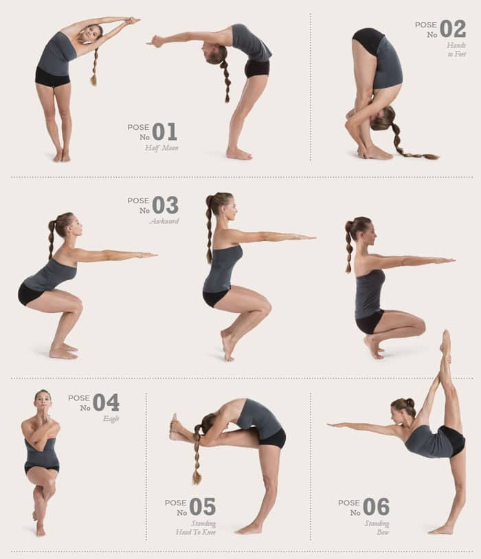 Йога для в домашних условиях в картинках 21