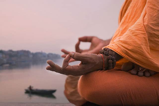 йога для пальцев мудры